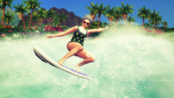 Surfboard Acc by RachokoPoses by @es439lotus