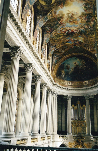 sunst0ne:  La Chapelle Royale, Palace of Versailles, France (by jivedanson)