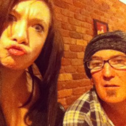 #surprise #selfies #iloveyou #dad #missyoutons #daddy #long hair #roast #vegies #yumm
