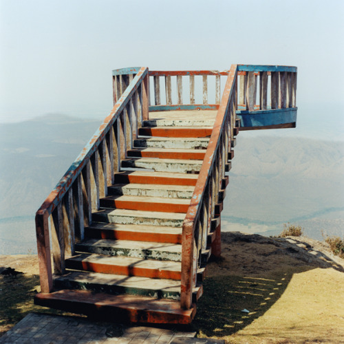 abandonedography:  Nilgiri Mountains, 2000 - Jason Fulford