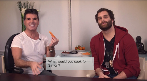 What would YOU cook for Simon Cowell? The latest You Generation contest is searching for Fantastic Food entries  - read more HERE