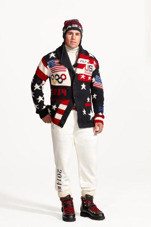tumblr mzv0duDk1z1qe0wclo1 500 theclearlydope: The Team USA Opening Ceremony uniform for next...