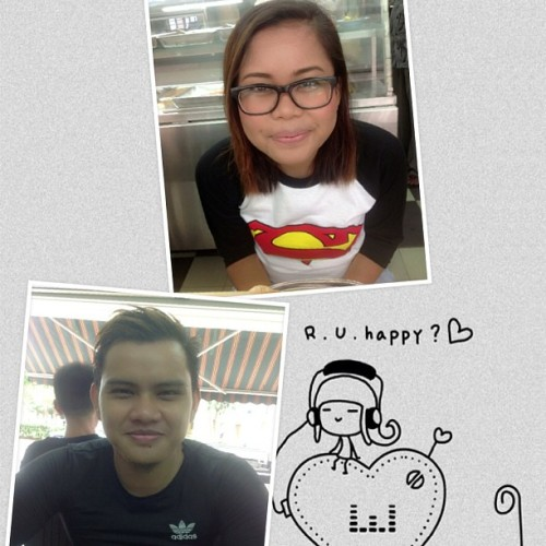 Saturdate at the field! #boyfriend #love #referee #official #lunch