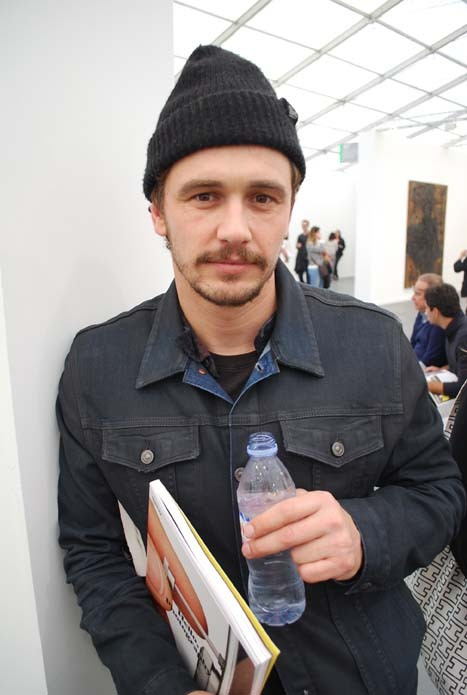 Hunk at NY Art Fair