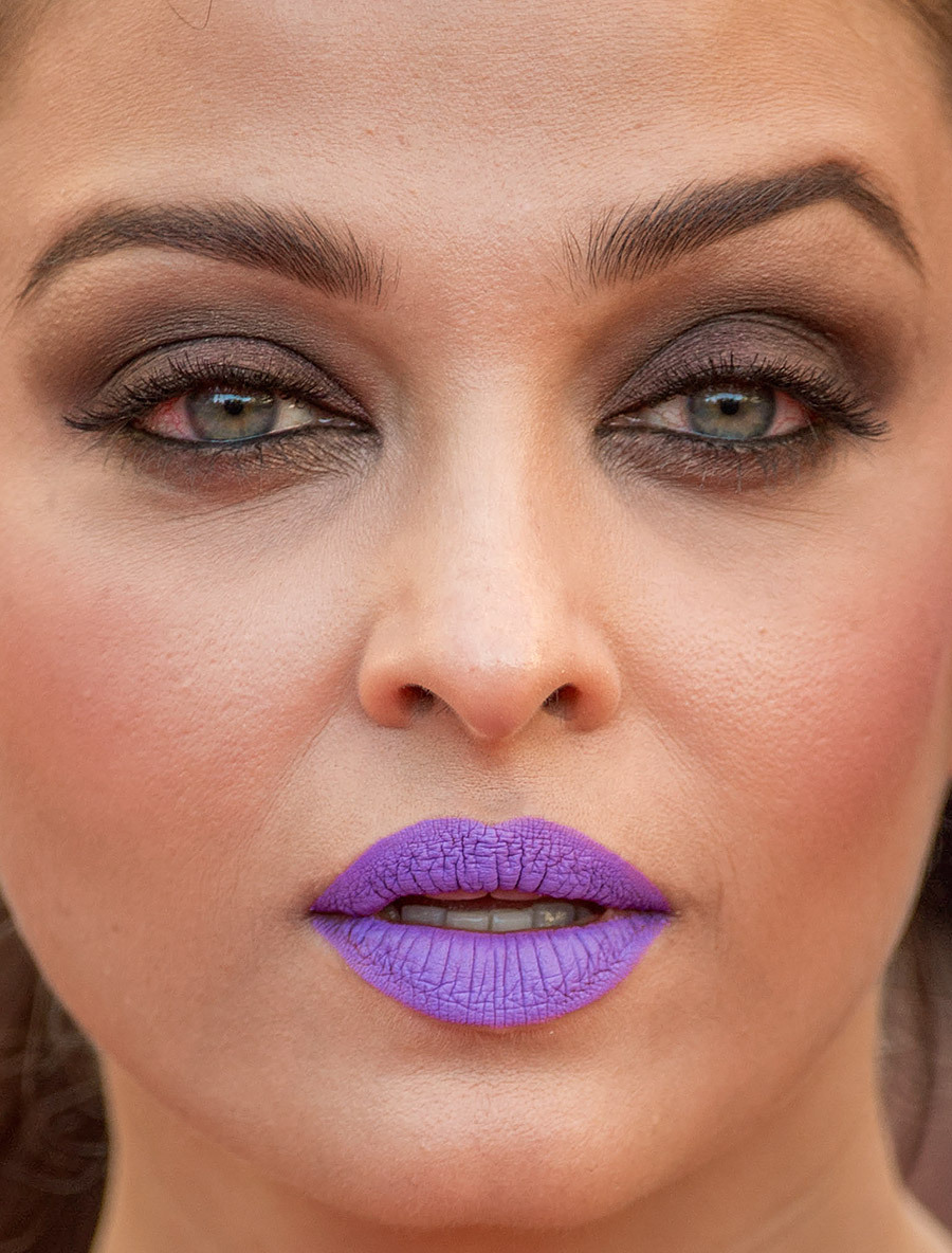 Does Aishwarya wear colored contacts? | Bollywood News ...
