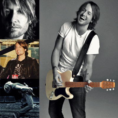 KEITH URBAN: Easily my new favourite person, baby