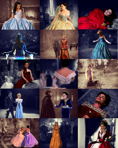 My Favorite OUaT Fairytale Gowns (Requested by adventuresinsoupybrooke)[Pictures from Grande-Caps]