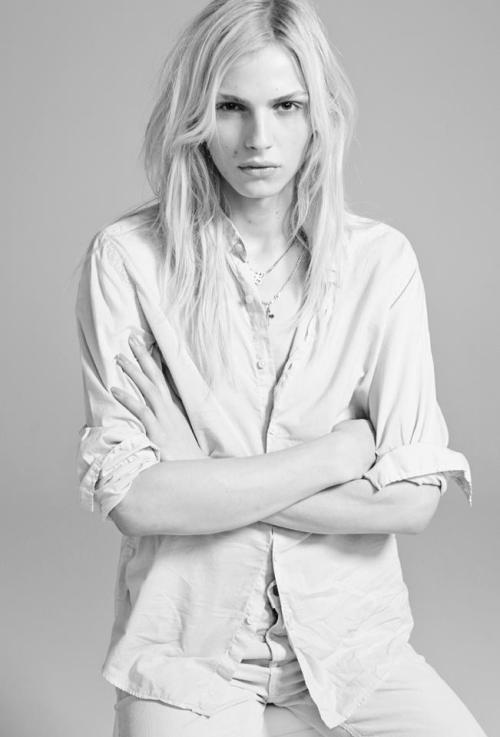 andrejpejicpage:  Another image from Liz Ham shoot with Andrej Pejic for April issue of Australian Women's Weekly.http://www.facebook.com/pages/Justin-Henry-Beauty/292668984136431