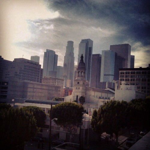 #downtown #la #los #angeles #church #double #tree #roof #top #building #city #cityscape #little #tokyo #richiesubintr #igpops #photography #photooftheday #photopromotion  (at Little Tokyo)