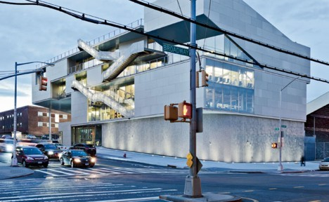 'Campbell Sports Center', Nueva York - Steven Holl Architects