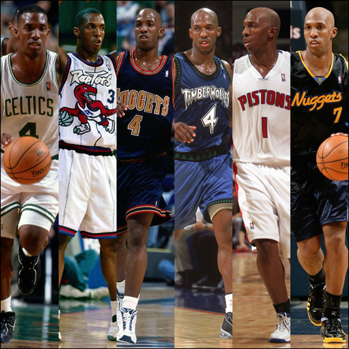 Chauncey Billups retired this offseason, capping off one of the more interesting NBA career arcs. This Grantland article from 2012 paints a good picture of his early struggles in Boston to his resurgence in Minnesota to NBA Finals MVP in Detroit to a being classy vet in Denver, New York and Los Angeles. Here's to hoping Chauncey sticks around the game in some capacity.