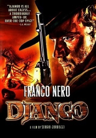 I'm watching Django                        Check-in to               Django on GetGlue.com