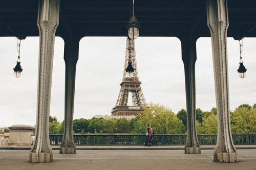 bella-illusione:  Paris by joannablu