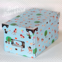 The 'Bambi' Woodland storage box £4