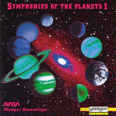 NASA Voyager Recordings - Symphonies Of The Planets 1-5 | Ignes Elevanium