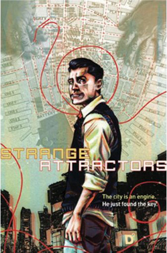 Strange Attractors issue #4 came out on Comixology this week! Be sure to head over to and download a copy yourself.  As the ultimate threat looms over New York City, Heller discovers the dark secret behind Dr. Brownfield's complexity manipulations. The fate of the city rests on where he decides to go from here.