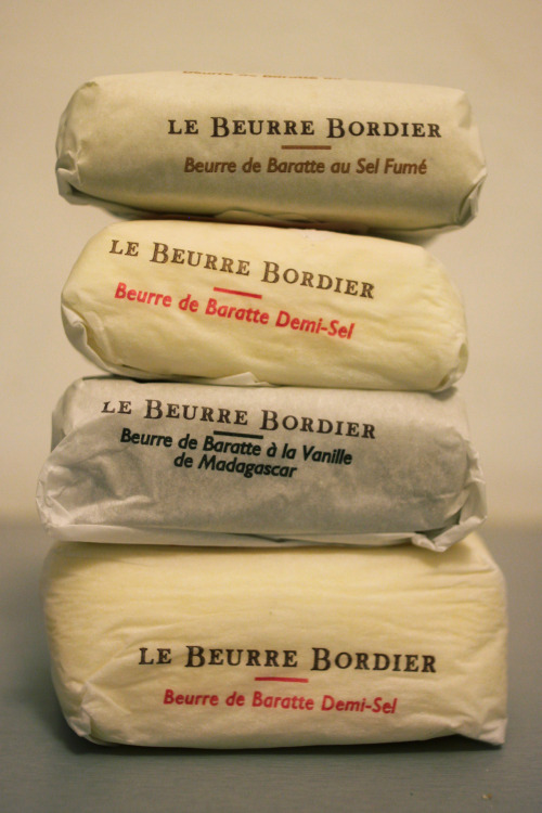 "Le Beurre Bordier  You can't come back from Paris without a ""little"" bit of butter…"