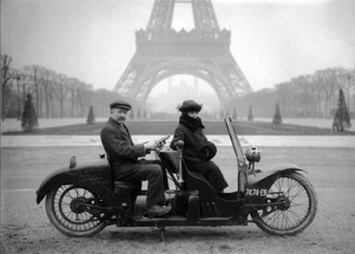 Champ-de-Mars, Paris, 1922 (Jacques Boyer)