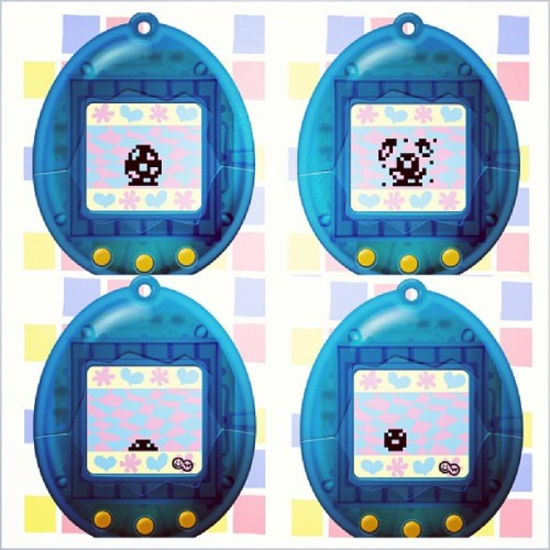 new tamagotchi app ★ this level of responsibility might be a bit much for me.
