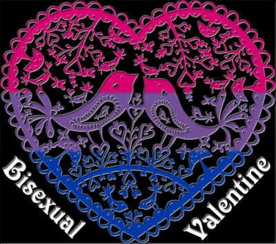 bisexual-community:  ♥ Bisexual Valentine ♥