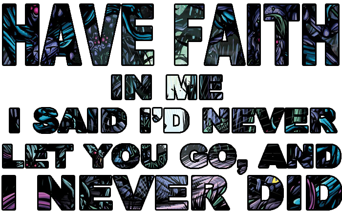 transparentbandstuff:  transparenttt Have Faith in Me | A Day To Remember | Homesick
