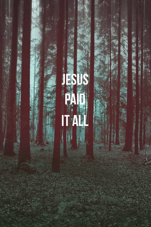 "spiritualinspiration:  For by grace you have been saved through faith, and that not of yourselves; it is the gift of God. Ephesians 2:8, NKJV. We serve such a loving, gracious and generous God. He loves you so much that there isn't anything He wouldn't do in order to have a relationship with you. The Bible tells us that sin separates man from God. But God doesn't want to be separated from us. That's why He sent His Son into the world—to pay the penalty for sin so that you and I could live in eternity with Him. So many people today think they have to earn their way to heaven. They think they have to be ""good enough"" or ""do the right thing"" in order to be accepted by God. They want to ""clean up"" before they come to Him. But notice what today's verse says—salvation is a gift from God. You can't earn a gift. You don't pay for it. You can only receive it by faith. If you've never made Jesus the Lord of your life, I encourage you to receive this free gift. Let Him fill you with His eternal peace and joy so that you can live the abundant life He has for you."