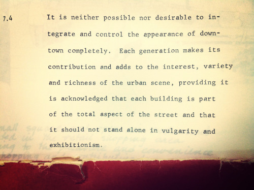 Metropolitan Corporation of Greater Winnipeg document, 1963. Surprisingly bang-on, given the times