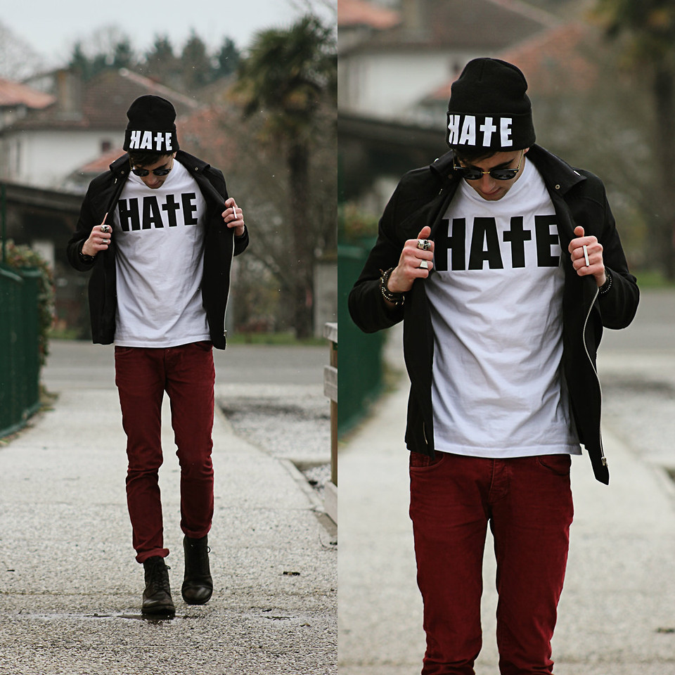 lookbookdotnu:  LOVE (by Clément Lasserre)