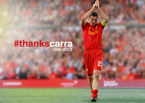 Thanks Carra!