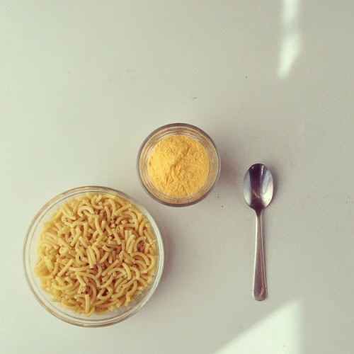 soundandsleep:  macaroni & orange (via heysp)