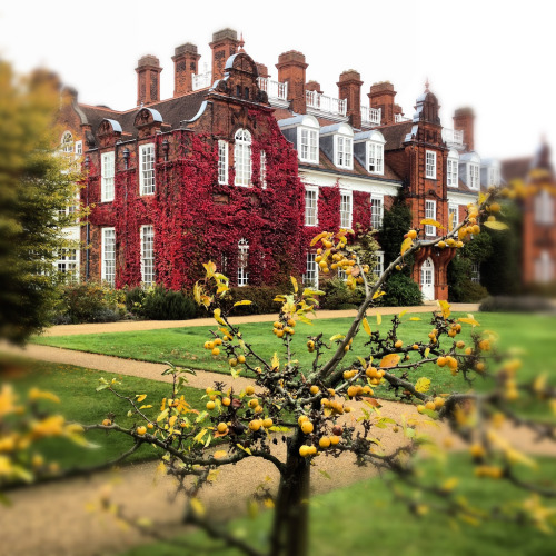 Newnham College, Cambridge (x)