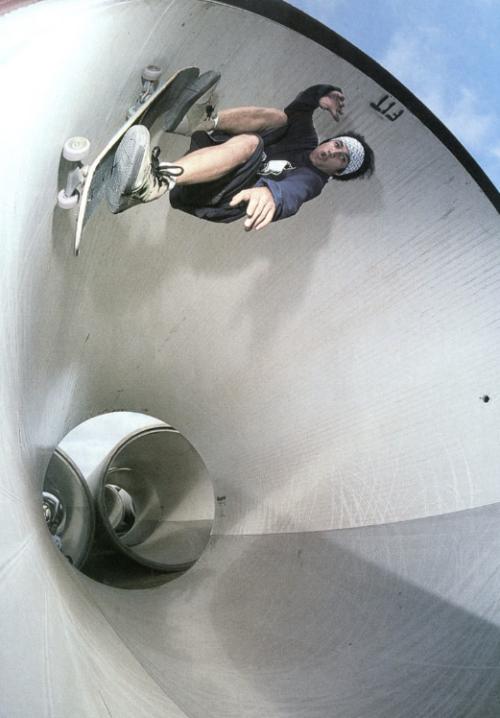 Christian Hosoi  Photo by Spike Jonze