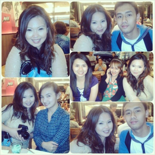With my brother Angelo, sisters Angelica&Angelique, and dff/soulmate Riolyn