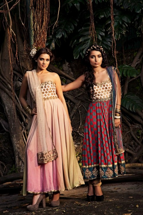 beautifulindianbrides:  Outfits by:Sapana Amin