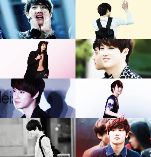 ❤ happy birthday suho!
