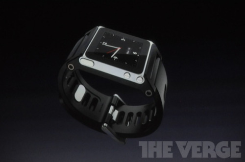 thisistheverge:  Apple's watch will run iOS and arrive later this year, say sources Jony Ive wants a spot on your wrist