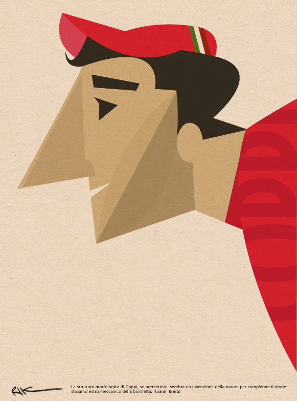 (via cyclists on Behance)