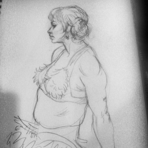 #figure #drawing at society of illustrators #sketch #illustration #art