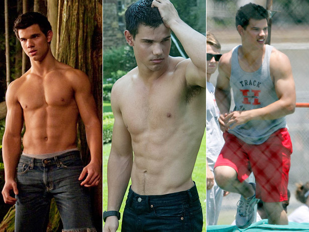 Happy 21st Birthday Taylor Lautner!