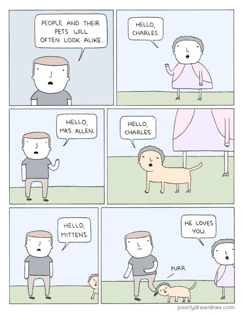 pdlcomics:  Pets