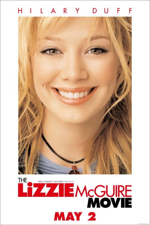 The Lizzie McGuire Movie was released 10 years ago today.