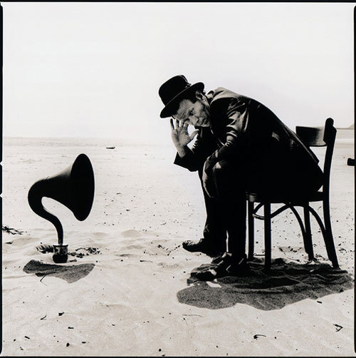 steroge:  Tom Waits by Anton Corbijn