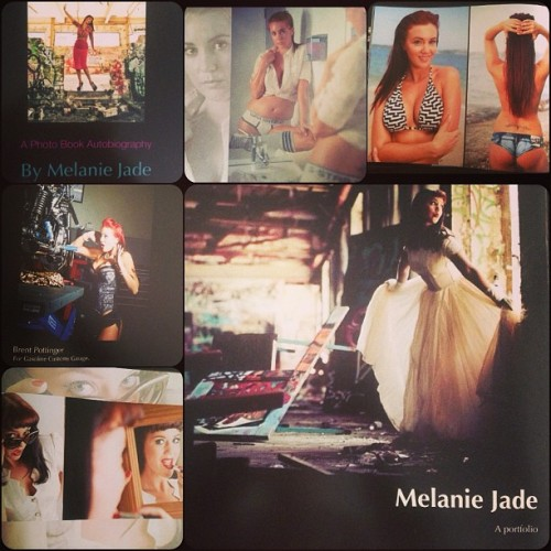 Yay! My Printed Portfolio arrived! #vanitybooklet #themanyfacesofMelanieJade #modelingcareerinanutshell #photography #artists @joshgroom @benpipephoto @lyndonian #brentpottingerphotography#apple #madeonamac (at www.melaniejade.com.au)
