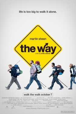 Movies I've Seen in 2012 203.  The Way (2010) Starring:  Martin Sheen, Emilio Estevez, Deborah Kara Unger  Director:  Emilio Estevez Rating:  ★★★★/5