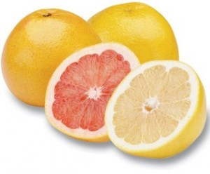 True or False:Pink Grapefruit is more nutritious than White Grapefruit