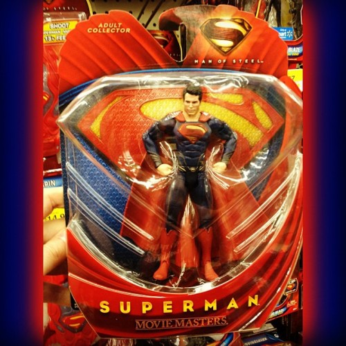 """#Adult #Collector"" #manofsteel #superman #moviemasters #toys #actionfigures $15 #dc #comics #comicbooks #comicbooklegion"