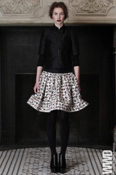 womensweardaily:  Brood RTW Fall 2013