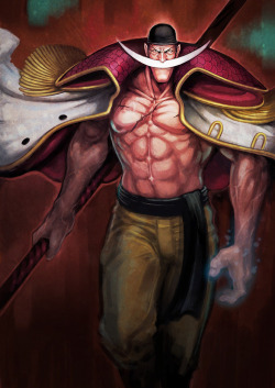 Whitebeard by [X]
