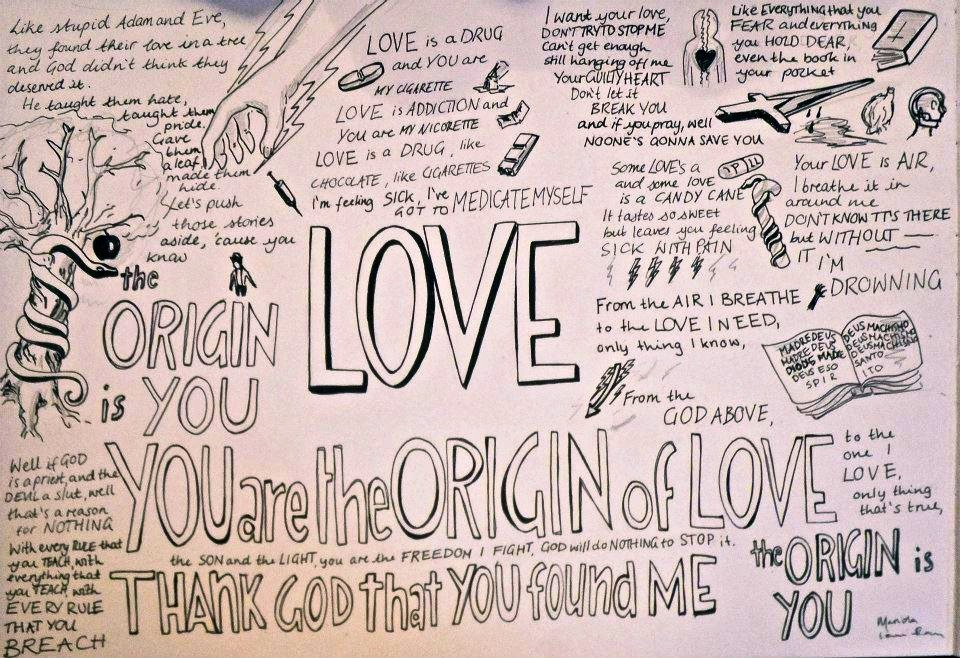 macpatrice:  Origin of love by MIKA. I love it.