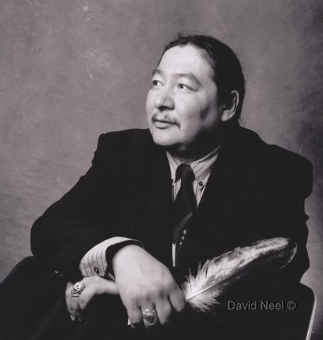 Elijah Harper (born March 3, 1949 - May 17th 2013) is an Aboriginal Cree Canadian politician and band chief. Elijah Harper passed away this Morning. RIP http://www.ammsa.com/node/17819